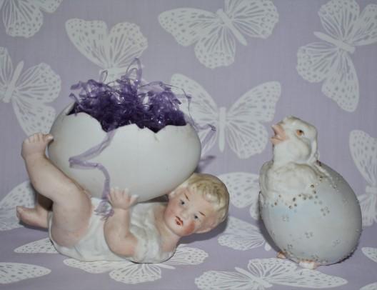 Antiique porcelain peices